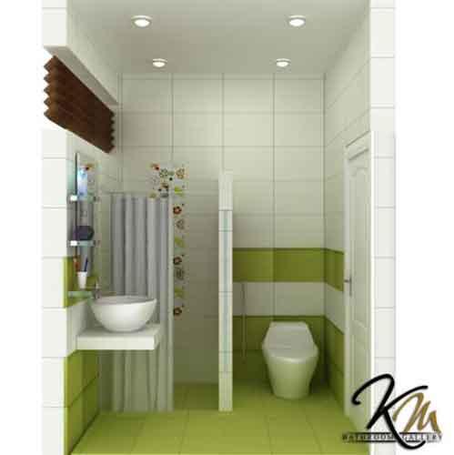 Contoh Desain Kamar Mandi Utama Blog Interior Rumah Minimalis