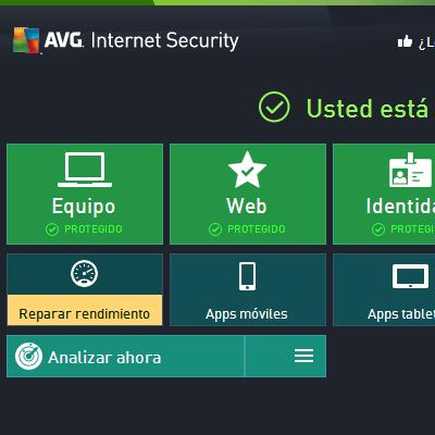 AVG Internet Security 2014 + [Licencia hasta el 2018]