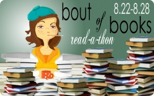 Bout of Books Read-A-Thon Wrap up