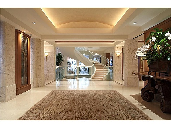 Contemporary Foyer Orlando : Mansions more newly listed florida mansion