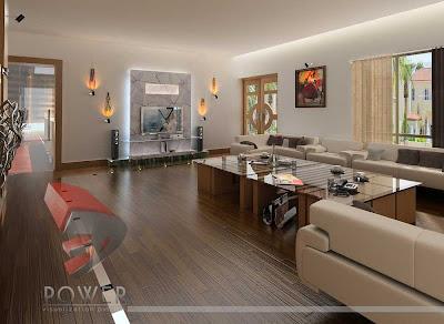 3d architectural interior view,Home Interior design