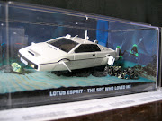 James Bond Car Collection: The Spy Who Loved Me