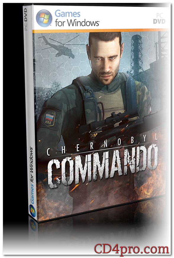 Download Full PC Games : Chernobyl Commando-COGENT PC (2013)