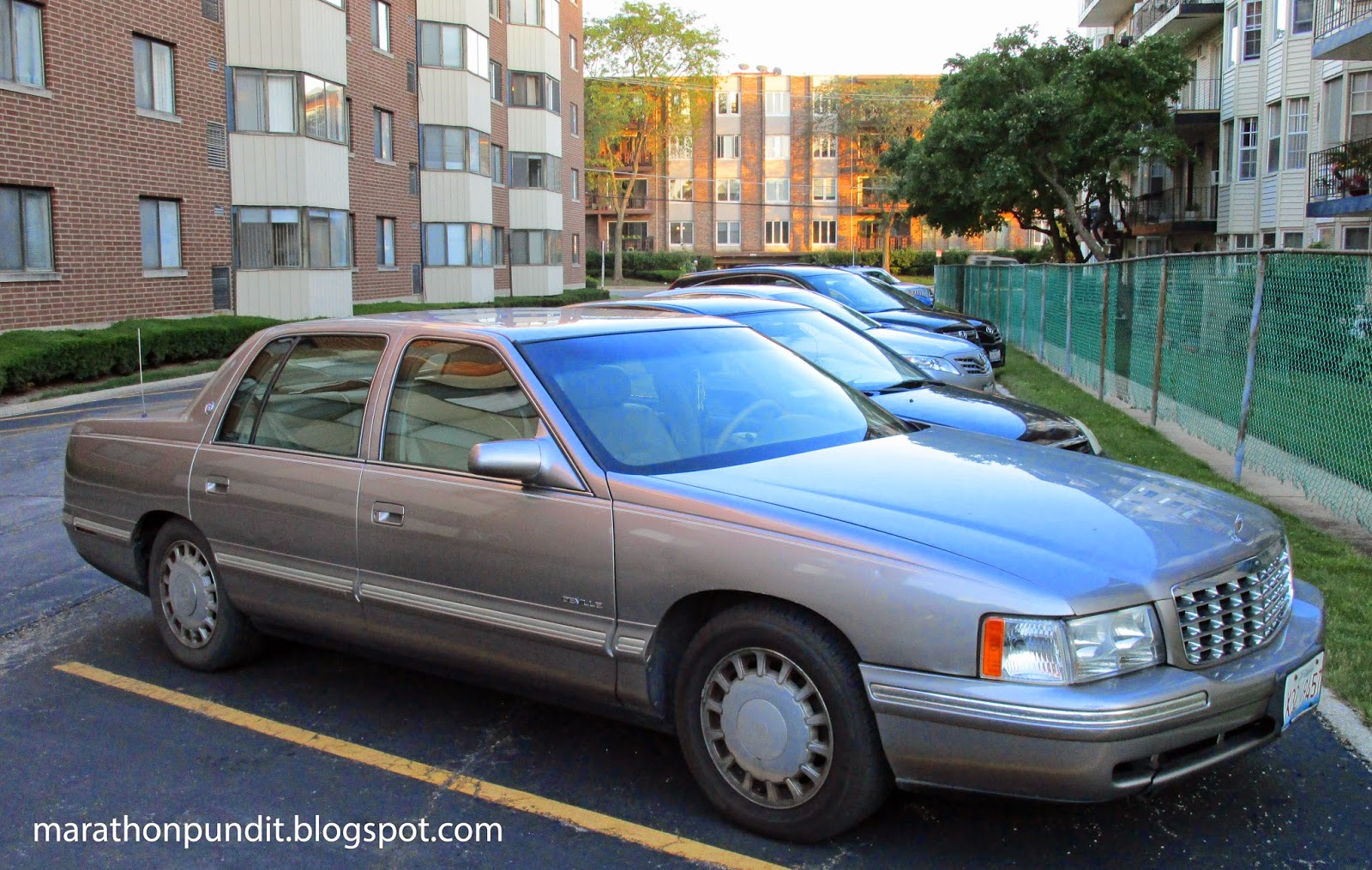 marathon pundit classic car 1998 cadillac deville. Cars Review. Best American Auto & Cars Review
