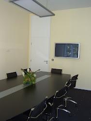 Projeto de Sala de Reuniões