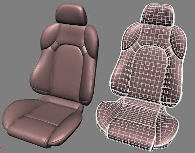 car chair 03