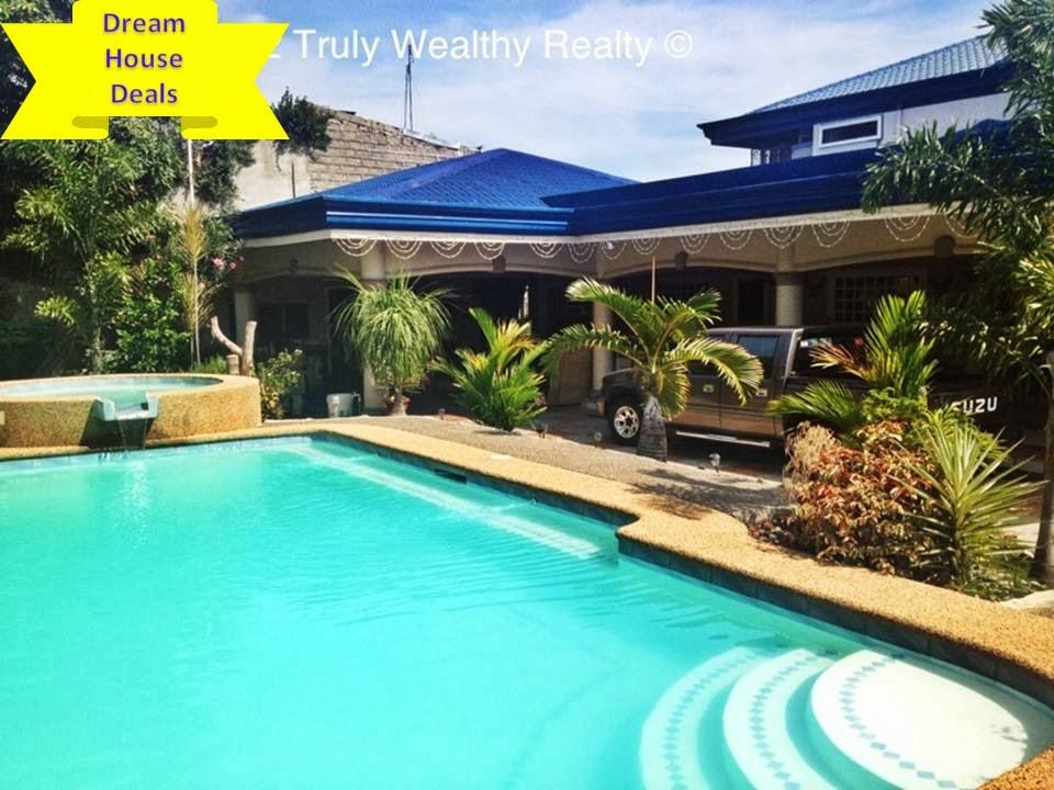 Dream House With Pool dream deals cdo: 5 bedroom dream house with pool rer cagayan de oro