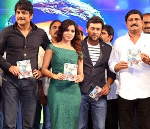 Sikandar Audio Launch Photos - Surya and Samantha