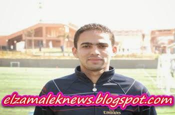 أحمد رؤوف مهاجم المصري الدولي