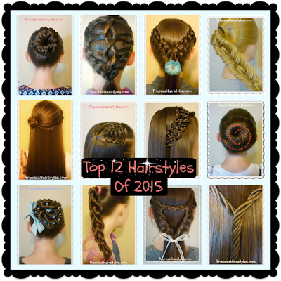 Top hairstyles showcase video