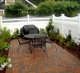 Home and Furniture Design: Home Design : Beautiful Patio Design