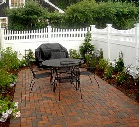 patio layout on pinterest