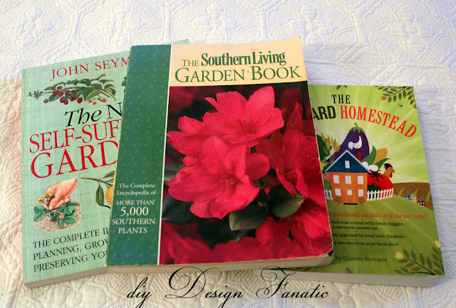 Diy design fanatic five things i 39 ve learned about gardening Southern living garden book