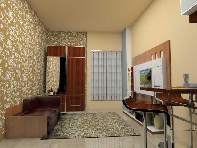 Djong Java Sejahtera Corp   Apartemen The Suite Metro Bandung Type Studio