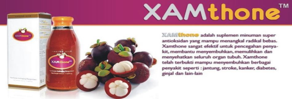 Solusi Herbal Xamthone Plus