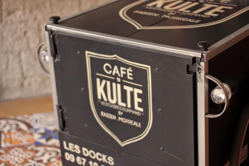 Miam à Marseille // Café Kulte by Fabien Morreale