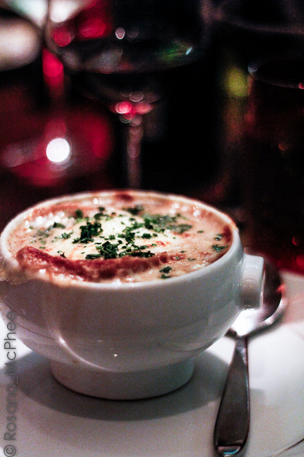 Zuppa di Cipolle(Tuscan Onion Soup): Creamy caramelized onion-leek ...