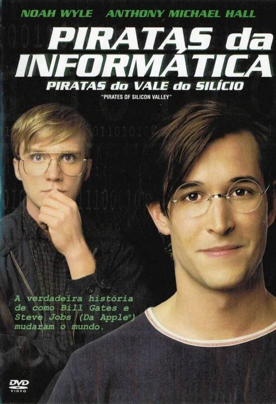 Piratas da Informática / Piratas do Vale do Silício – Dublado (1999)