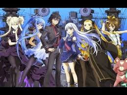 Anime Aoki Hagane no Arpeggio: Ars Nova Movie 2