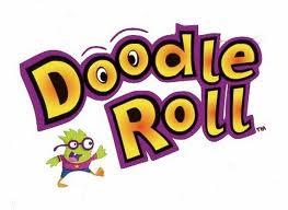 Doodle Roll Logo