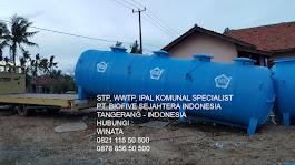 IPAL Biofive ( Instalasi Pengolahan Air Limbah )