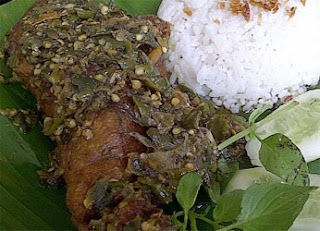Duck with Green Chili Babek Kalio