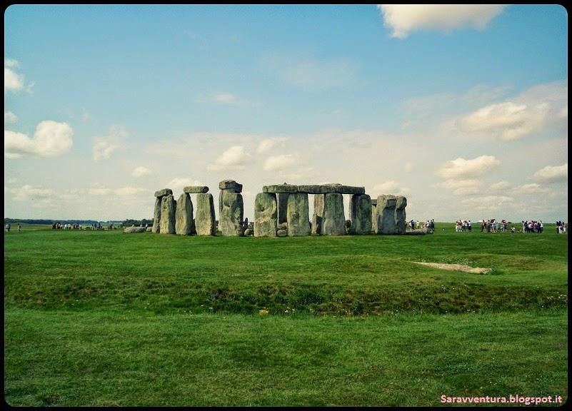 stonehenge come arrivare da londra