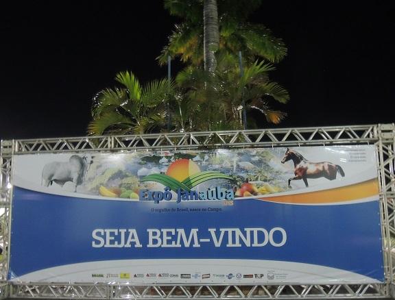 VÍDEO DA 34ª EXPÔJANAÚBA 2015 - Realização do Sindicato dos Produtores Rurais de Janaúba