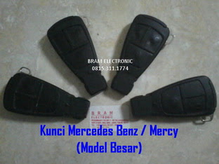 Kunci Mercedes Benz