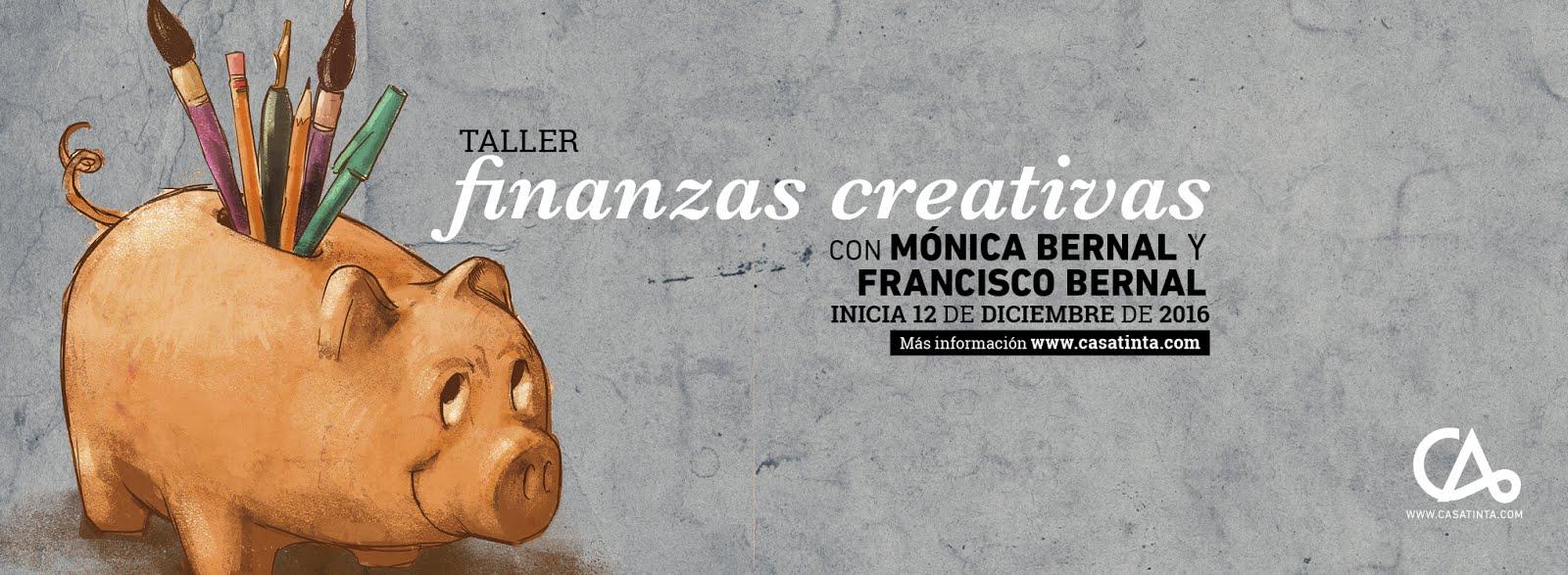 FINANZAS CREATIVAS // 12 dic