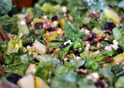 The Perfect Winter Chopped Salad
