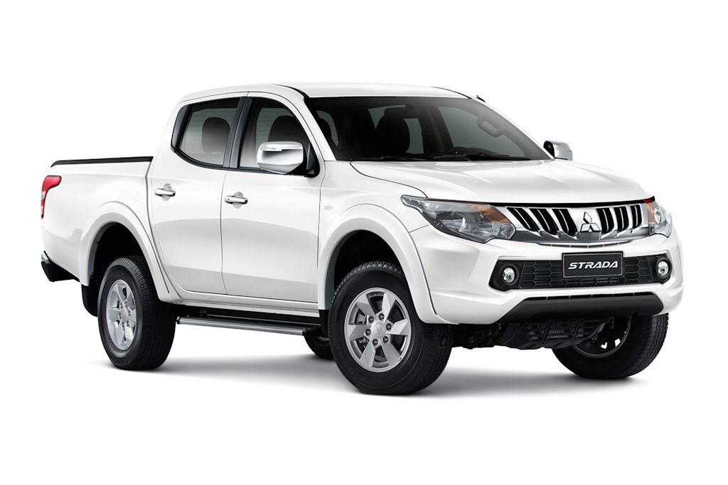The All-New 2015 Mitsubishi Strada is Here! (w/ Full ...