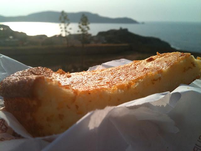 Pâtisserie Corse - Fiadone