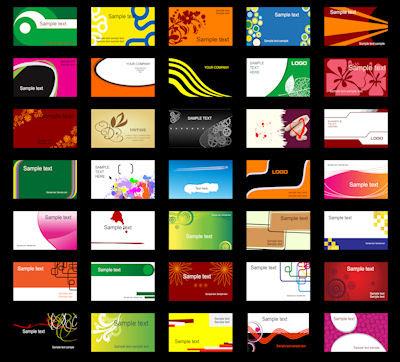35 ideas que inspiran para hacer tarjetas de presentación - Bussines card