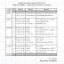 Jadwal Ibadah Semester Genap 2012-2013