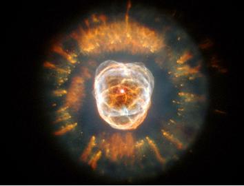 Nebula NGC2392/Eskimo