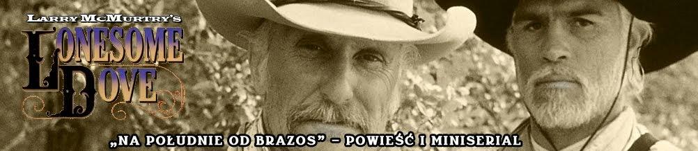 """""""Na południe od Brazos"""" (""""Lonesome Dove"""") - powieść i miniserial"""