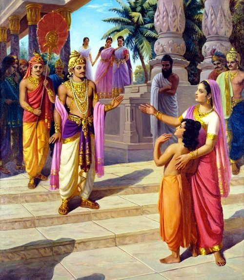 Shakuntala - the Epitome of Beauty, Patience and Virtue