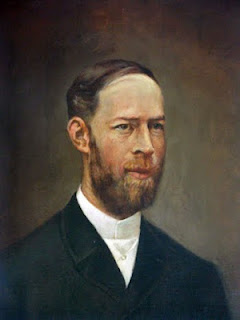 Heinrich Rudolf Hertz's 155th Birthday