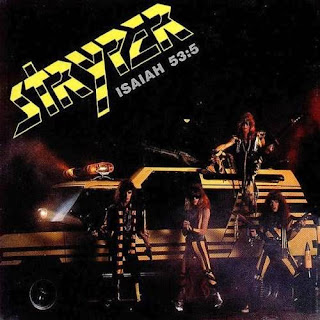 STRYPER - Soldiers Under Command album
