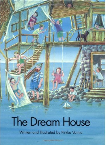 Clementine studio beloved books the dream house for Dream house studios