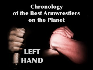 Newest article related to the history of armwrestling written by Eric Roussin