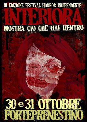 Interiora horror festival 2012