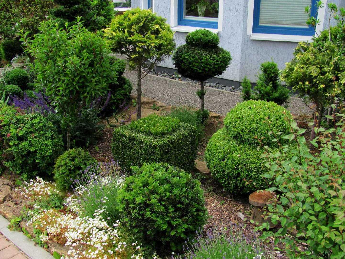 Gartengestaltung Beispiel Tipps Und Bilder ~ Die beste Sammlung von ...