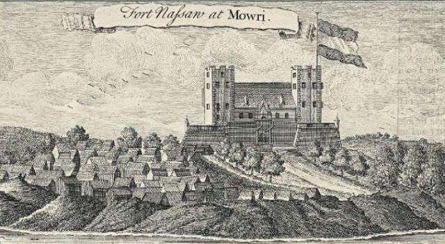 http://www.atlasofmutualheritage.nl/en/View-English-fort-Anamabou-Fort-Nassau-Mouri.8177