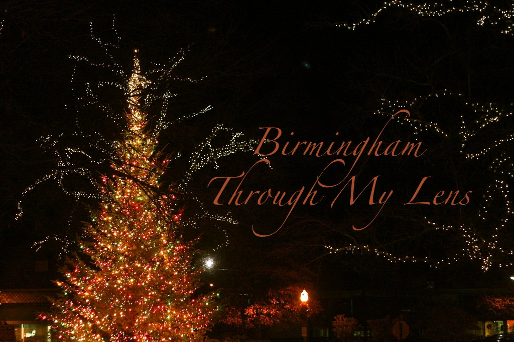 Birmingham Through My Lens