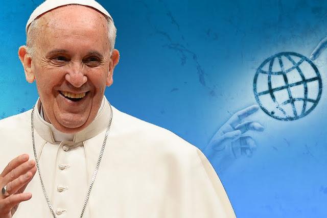 A tecnologia, o consumismo e o papa
