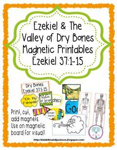 http://www.biblefunforkids.com/search/label/Ezekiel