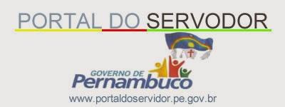 Portal do Servidor PE - Contra Cheque, Ferias, Pagamento