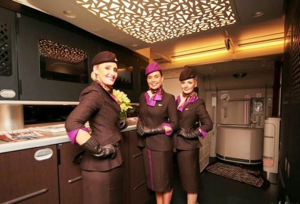 Anyone apply to Etihad Airways?